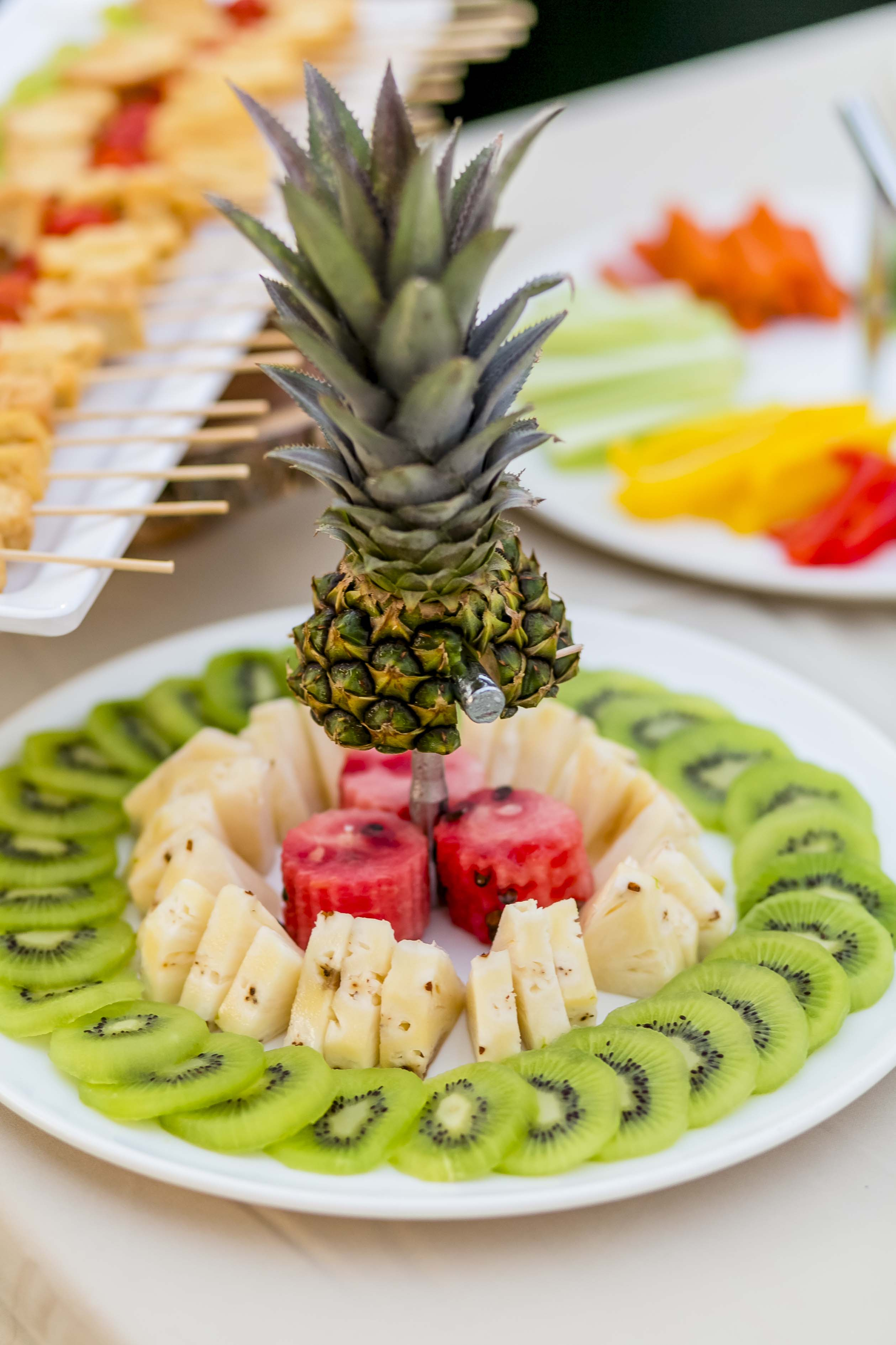 Fruit Stations